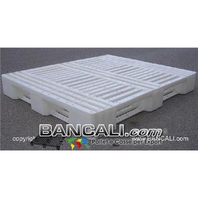BANCALE  PERIMETRALE   100x120 4 Vie, 6 Slitte Sotto KG. 16,1