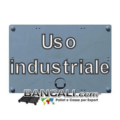 Coperchio CargoPAL 600 Litri Materiale Plastica per Uso industriale  Kg. 3,5